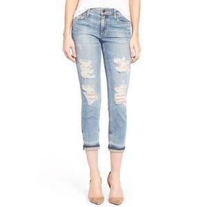 Joe's Jeans Markie Bev Skinny Crop Jeans NWT